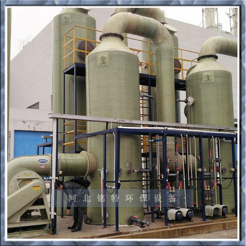 氨氮吹脱塔工作流程是什么