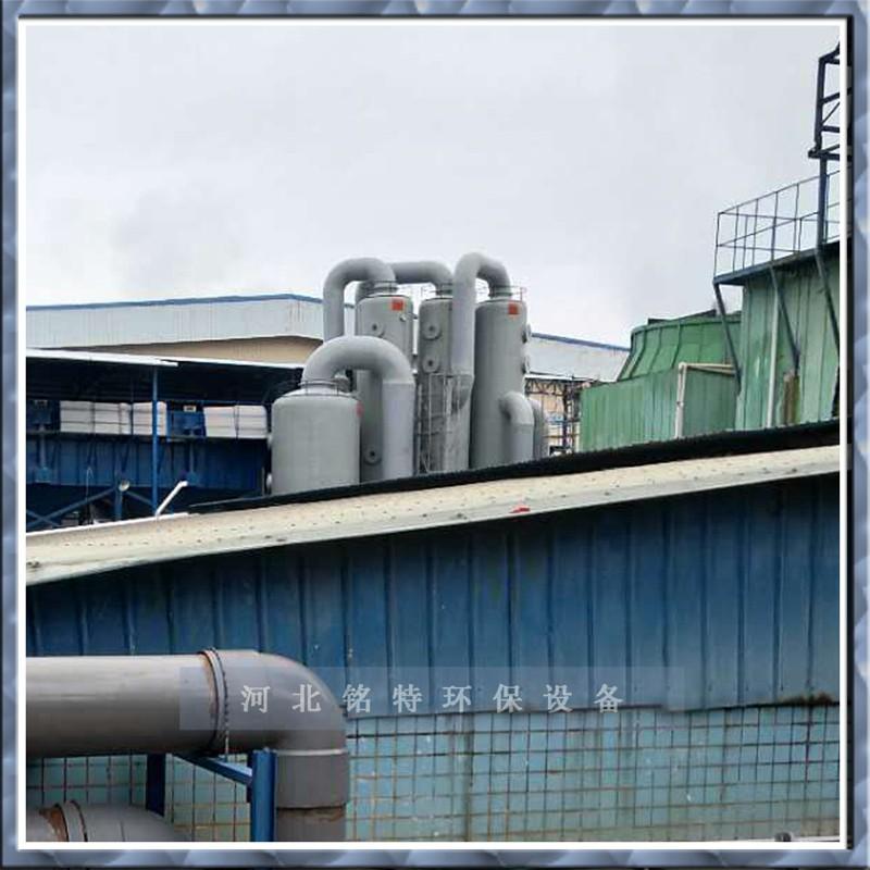 氨氮吹脱塔可以净化氨氮废水