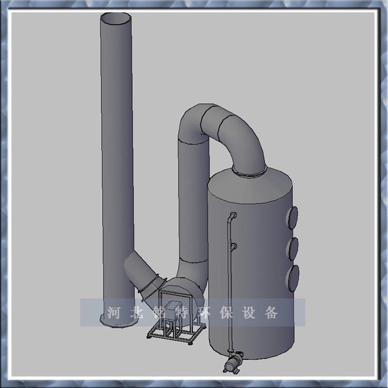 VOC废气处理塔有什么作用